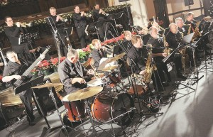 Jazz In Your Face Big Band