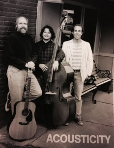 Acousticity (1996): Doug Wilkin, Nathan, Mark Weakland